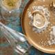 huitres sex on the bay ouvertes sur table avec champagne Baie de Bedec Nouveau-Brunswick Canada